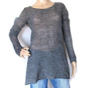 Express Knitted Long Sleeve Lightweght Sweater
